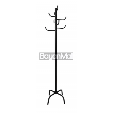 ST23044 Black Cloth Hanger