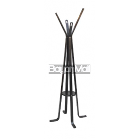 Txch-002b Black Clothes Hanger With 4 Legs