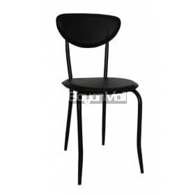 A-05 Black Pvc Chair Only