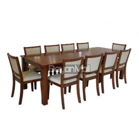 Ac3162t+Ac3162sc George Dining Set 10+1