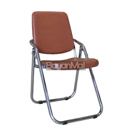 C-146 Brown Pvc Chair Only