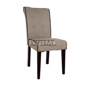 Jryz-8103 Brown Low Back Dining Chair