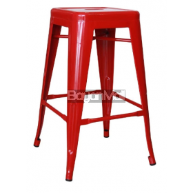 T-5050 Red Bar Stool