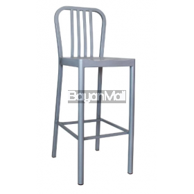 T-5837-76 Gray Bar Chair