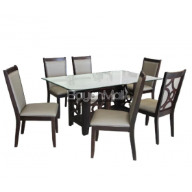 Ts Emerson 6 Seater Dining Set