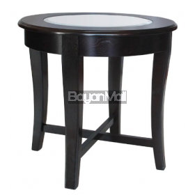 B0305 Walnut End Table