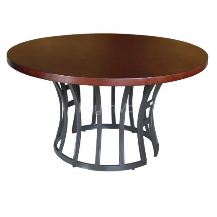 Dfs Round Coffee Tables: Cf4040w Coffee Table