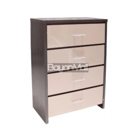 Hb3484 4 Chest Of Drawer