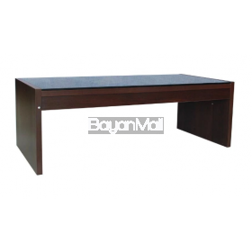 Kl6163 Dark Brown Coffee Table