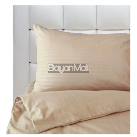 Mezzo Pure M-2 Nougat Bedding Set