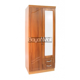 GB 9162-M 2D Wardrobe with Mirror