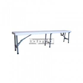 BSL-XZD183 6FT Fold In Half Bench