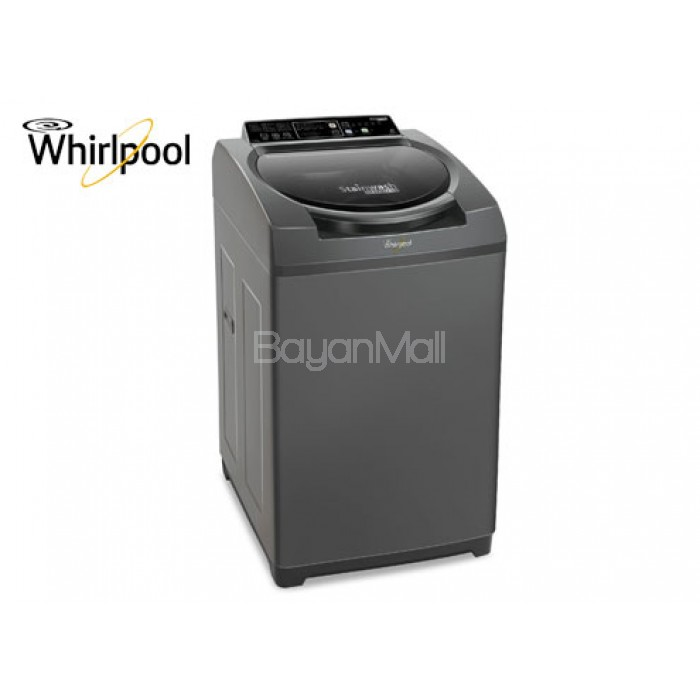 whirlpool lhb802 8kg fully auto top load washing machine. Black Bedroom Furniture Sets. Home Design Ideas