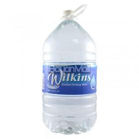 Wilkins Distilled Drinking Water 6000 ml (203 fl. Oz.)