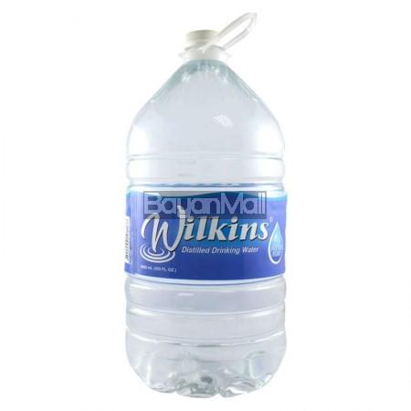 Wilkins Distilled Drinking Water 6000 Ml 203 Fl Oz