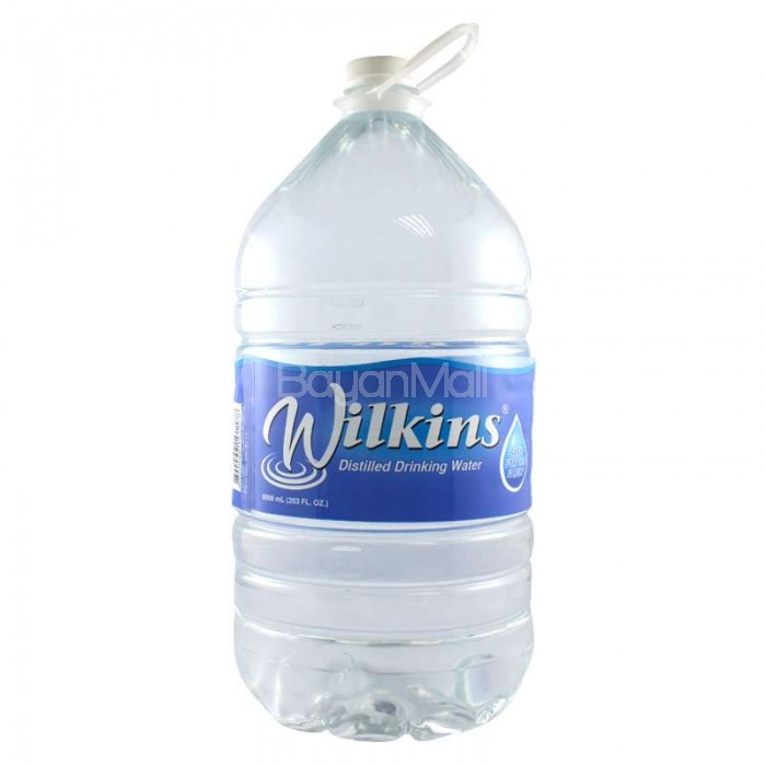Wilkins Distilled Drinking Water 6000 Ml 203 Fl Oz