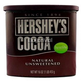Hershey's Cocoa - Naturally UnSweetened 453g