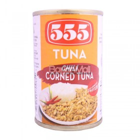 555 TUNA Chili Corned Tuna 155g