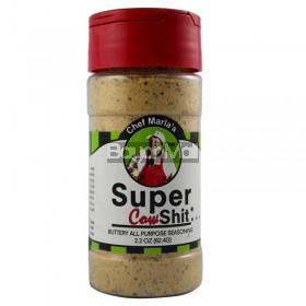 Chef Marla's Super Cow Shit-Buttery All Purpose Seasoning 62.4g