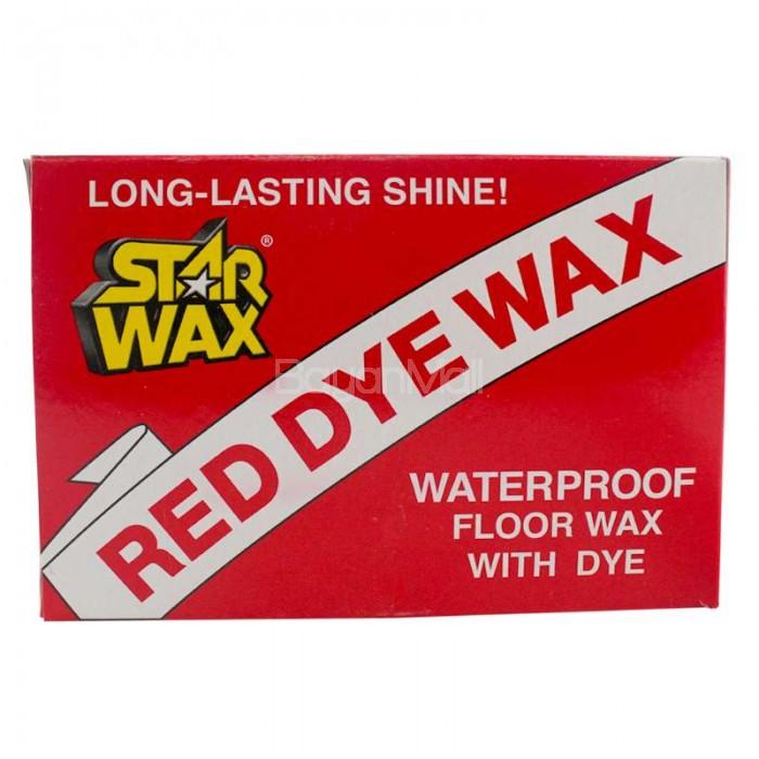 Star Wax Red Dye Wax Waterproof 180g