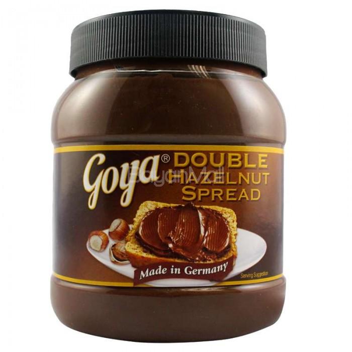 Goya Double Hazelnut Spread 750g