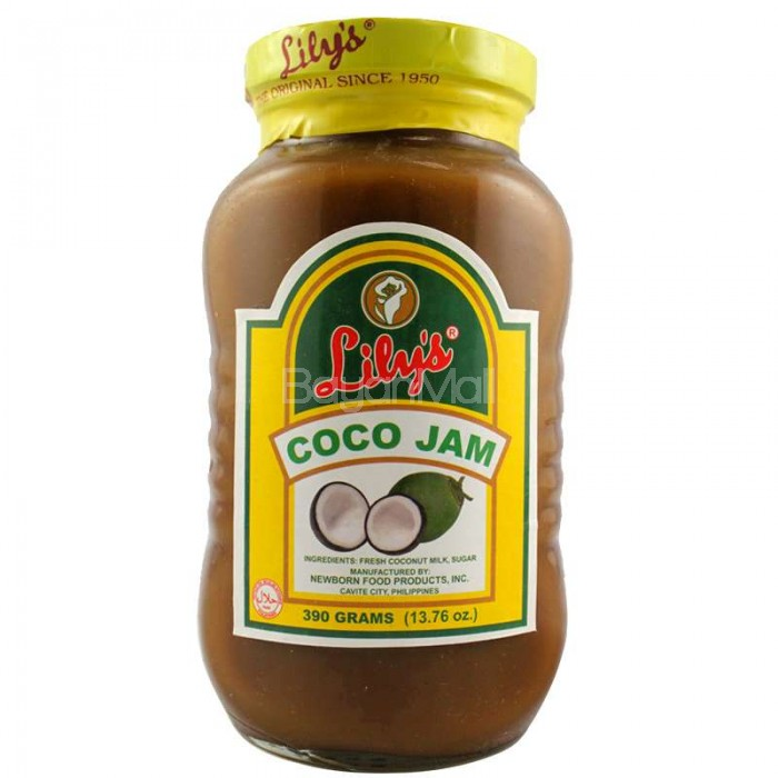 Lily S Coco Jam 390g