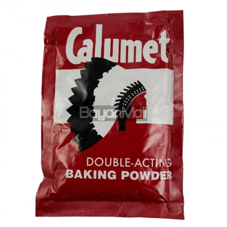 Calumet Double Acting Baking Powder 50g
