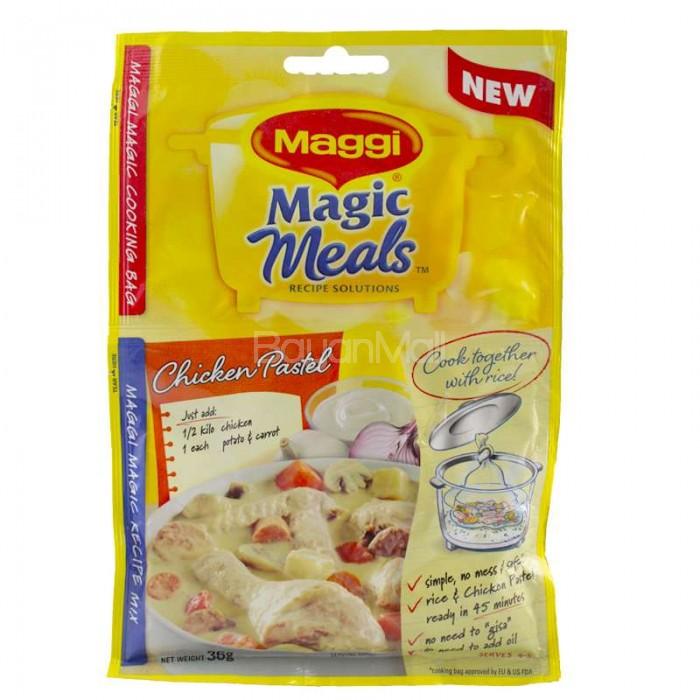 Condiments maggi magic meals recipe solutions chicken pastel 36g forumfinder Gallery