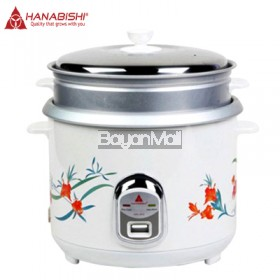 Hanabishi HRC 18FS 10 Cups Rice Cooker