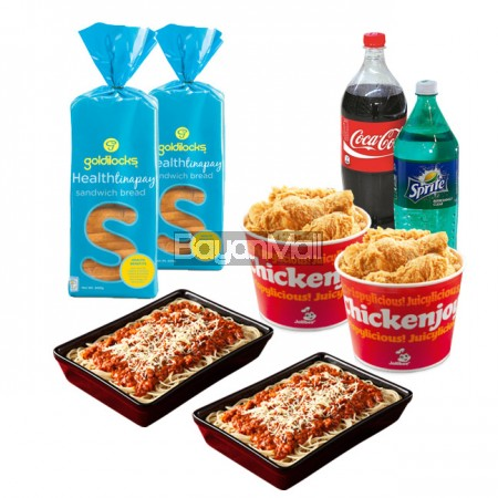 Snacks Package 3
