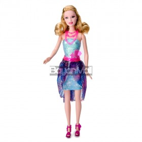BARBIE AND THE SECRET DOOR FASHION DOLL ASST