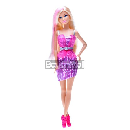 BARBIE DOLLS BEAUTY HAIR FEATURE DOLL