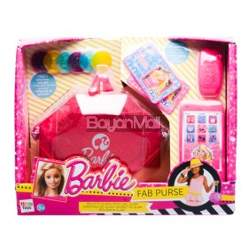 BARBIE FAB PURSE 3BSI-784826