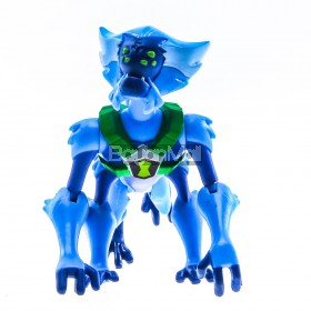 BEN10 4INCHES SPIDERMONKEY 39308