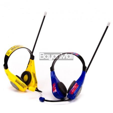 Transformers Headset Walkie Talkie 2198