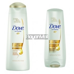 Dove Nourishing Oil Care Shampoo 250ml