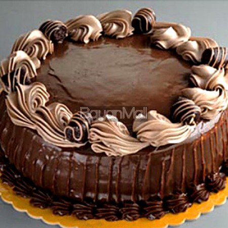 "Double Dutch Cake - 8"" Round - Goldilocks"