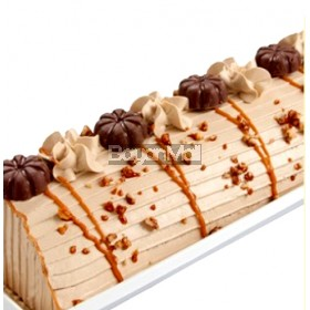 "Mochanut Crunch Roll Whole - 17"" Long - Goldilocks"