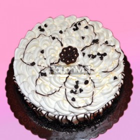 "Choco Mousse BIG - 8"" Round - Goldilocks"