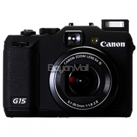 Canon Digital Camera POWERSHOT G15 IS