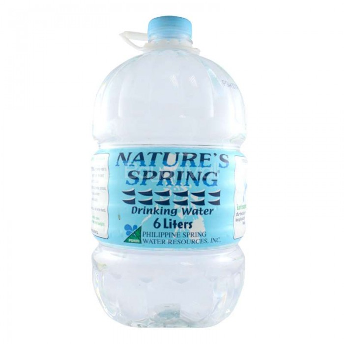 Nature S Spring Alkaline Water