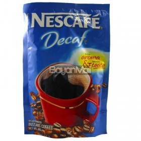 Nescafe Decaf (Decaffeinated ) Instant Coffee Net Wt. 80g