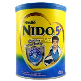 Nestle Nido 5+ - School-Age Powdered Milk Drink 1000g