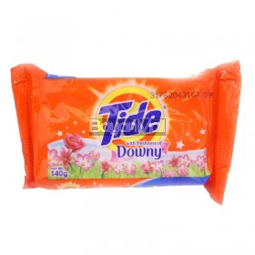 Tide Detergent Bar with Freshness of Downy 140g