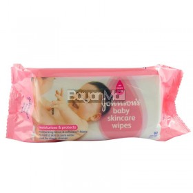 Johnson's Baby Skincare wipes - Moisturizes & protects 590g