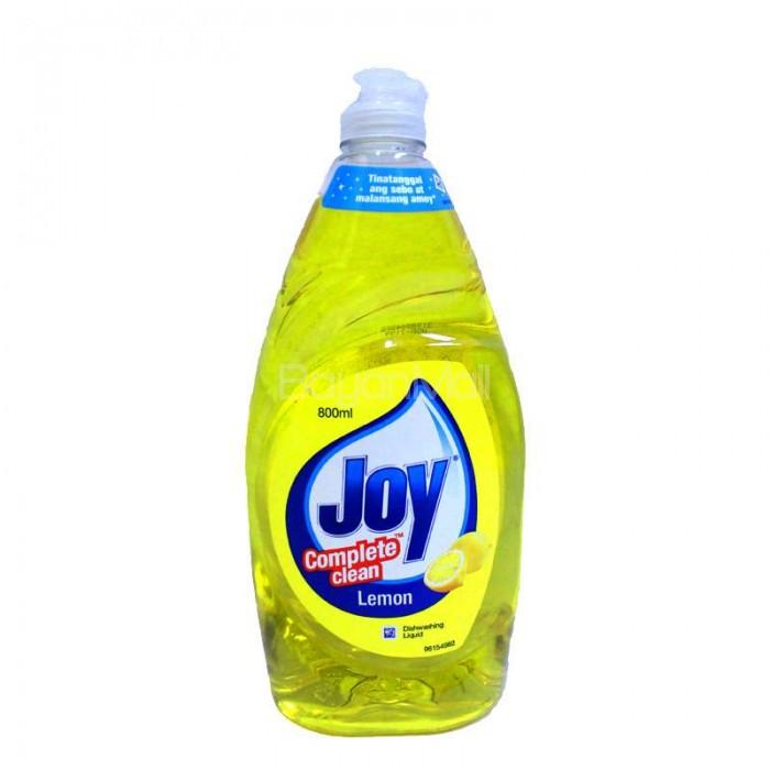Joy Complete Clean Lemon Dishwashing Liquid 800ml