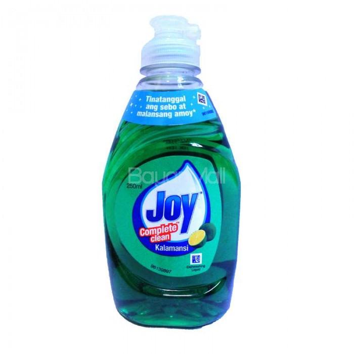 Joy complete clean kalamansi dishwashing liquid 250ml