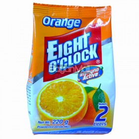 8 O'Clock Orange Powdered Drink Mix175g