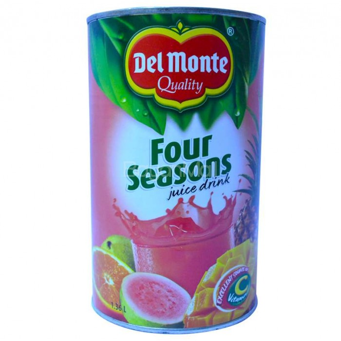 Del Monte Four Seasons Juice Drink 136L in can : DSC222720copy 700x7000 from www.bayanmall.com size 700 x 700 jpeg 71kB