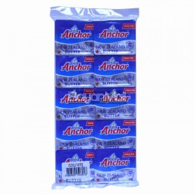 Anchor Unsalted Butter 10x10g